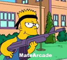 The Simpsons Bart Rules