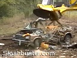 Automobile Shredder