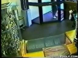 Insane Robbery Footage