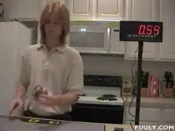One Handed Rubiks 30sec