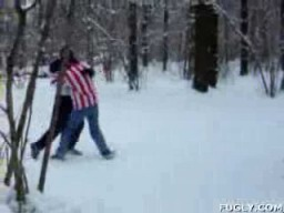 Russian Snowfight